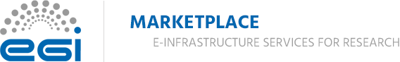 EGI Marketplace